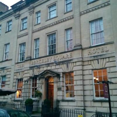 The Berkeley Square Hotel, a tour attraction in Bristol, United Kingdom