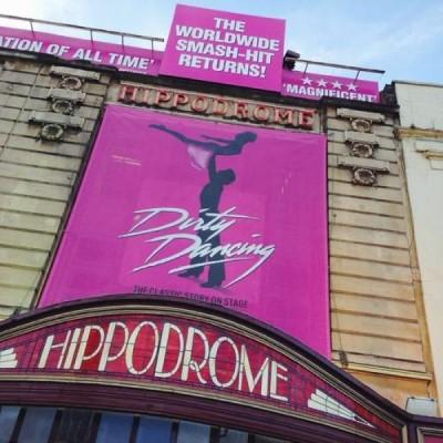 The Bristol Hippodrome, a tour attraction in Bristol, United Kingdom