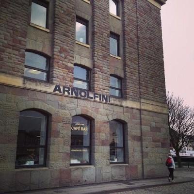 Arnolfini, a tour attraction in Bristol, United Kingdom