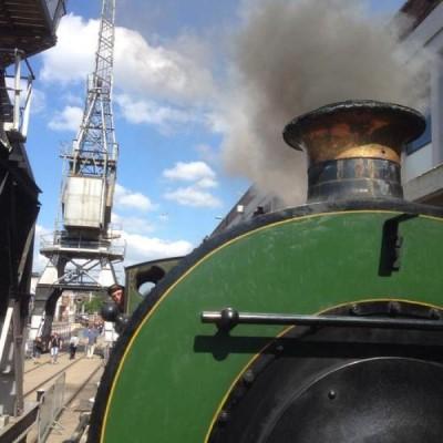 Bristol Harbour Railway, a tour attraction in Bristol, United Kingdom