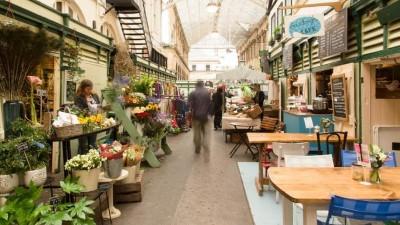 St. Nicholas Market, a tour attraction in Bristol, United Kingdom