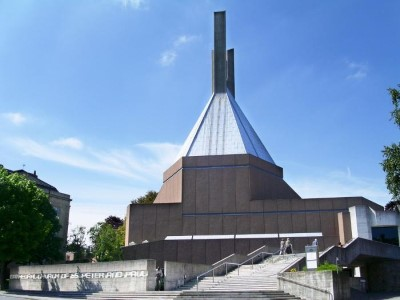 Clifton Cathedral, a tour attraction in Bristol, United Kingdom