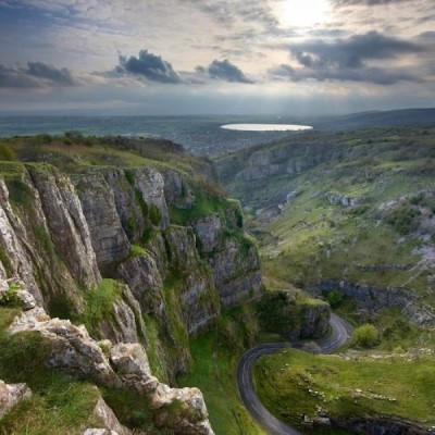 Cheddar Gorge & Caves, a tour attraction in Bristol, United Kingdom