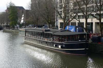 Glass Boat Restaurant, a tour attraction in Bristol, United Kingdom