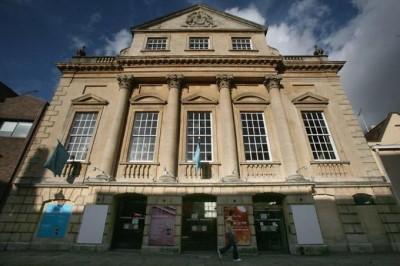 Bristol Old Vic, a tour attraction in Bristol, United Kingdom