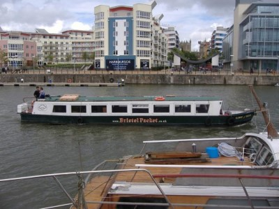 Bristol Packet Boat Trips, a tour attraction in Bristol, United Kingdom