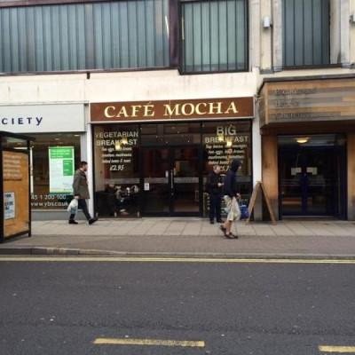 Cafe Mocha, a tour attraction in Bristol, United Kingdom