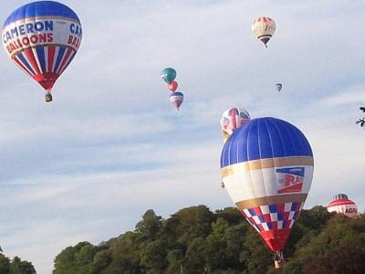 Bristol Balloons, a tour attraction in Bristol, United Kingdom
