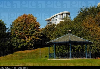 Castle Park, a tour attraction in Bristol, United Kingdom