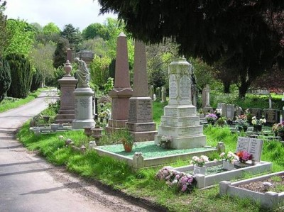 Arnos Vale Cemetery, a tour attraction in Bristol, United Kingdom