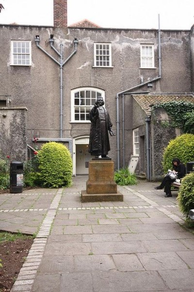 John Wesley's Chapel, a tour attraction in Bristol, United Kingdom