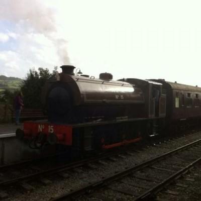 Avon Valley Steam Railway Station, a tour attraction in Bristol, United Kingdom
