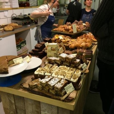 Harts Bakery, a tour attraction in Bristol, United Kingdom