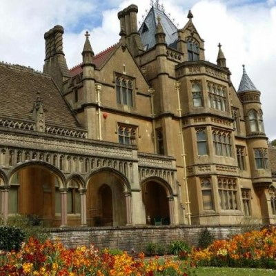 Tyntesfield House (NT), a tour attraction in Bristol, United Kingdom