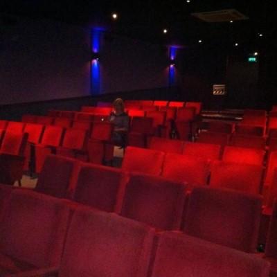 Orpheus Cinema, a tour attraction in Bristol, United Kingdom