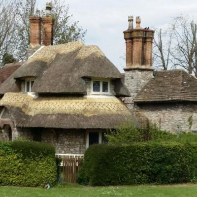 Blaise Hamlet, a tour attraction in Bristol, United Kingdom