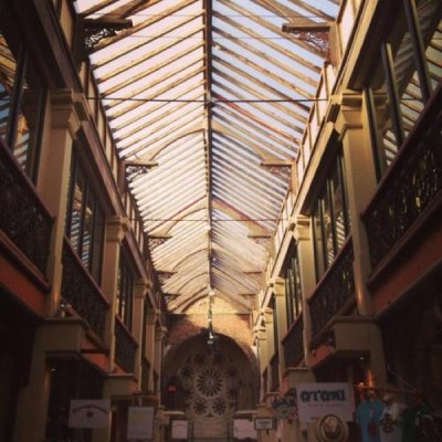 Clifton Arcade, a tour attraction in Bristol, United Kingdom