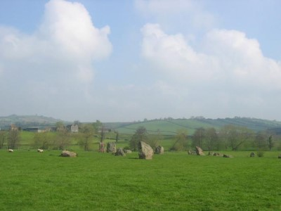 Stanton Drew Stone Circles, a tour attraction in Bristol, United Kingdom