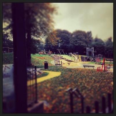 Vassall's Park, a tour attraction in Bristol, United Kingdom