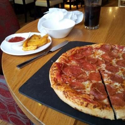 Pizza Hut, a tour attraction in Bristol, United Kingdom