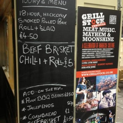 Grillstock Pit BBQ Joint, a tour attraction in Bristol, United Kingdom