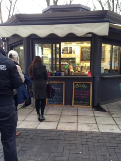Edna's Kitchen, a tour attraction in Bristol, United Kingdom