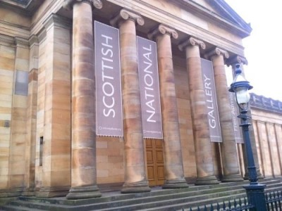 Scottish National Gallery, a tour attraction in Edinburgh, United Kingdom