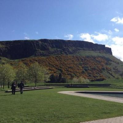 Holyrood Park, a tour attraction in Edinburgh, United Kingdom