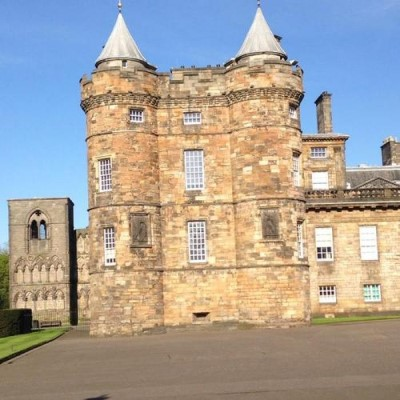 Palace of Holyroodhouse, a tour attraction in Edinburgh, United Kingdom