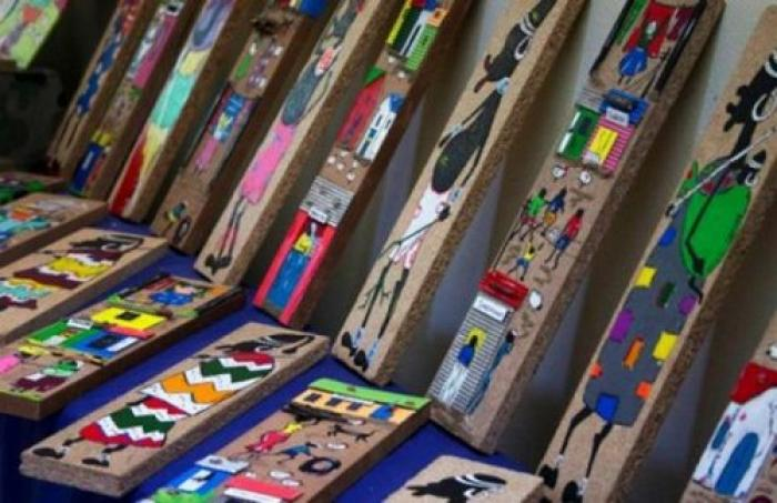 The Mossel Bay Craft Art Workshop, a tour attraction in The Garden Route South Africa