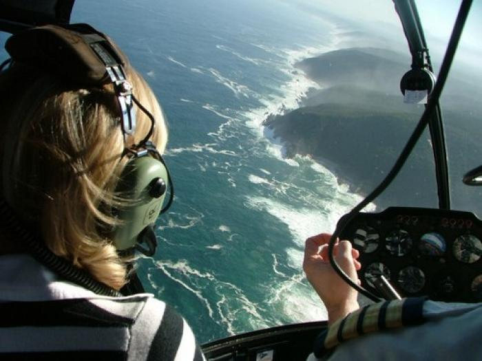 Capri Tours and Helicopters, a tour attraction in The Garden Route South Africa