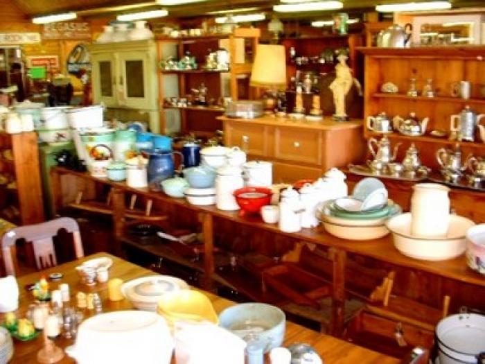 De Dekke antique shop, a tour attraction in The Garden Route South Africa