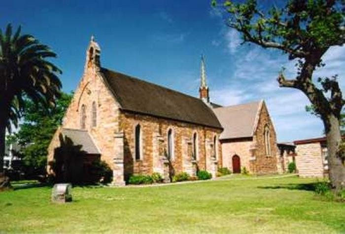 St Marks Cathedral, a tour attraction in The Garden Route South Africa