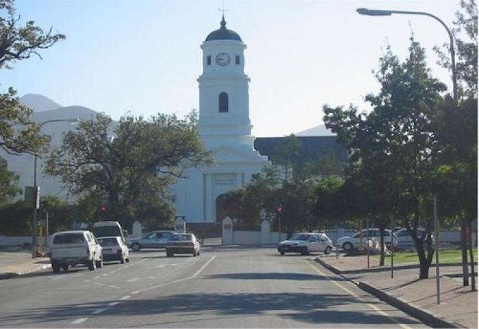 Dutch Reformed Mother Curch, a tour attraction in The Garden Route South Africa