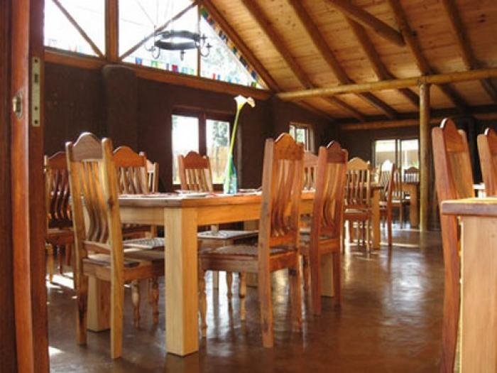 Down to Earth restaurant, a tour attraction in The Garden Route South Africa