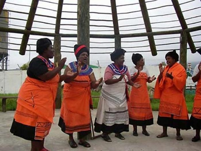 Khulani Xhosa village, a tour attraction in The Garden Route South Africa