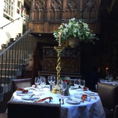 The Witchery By The Castle, a tour attraction in Edinburgh, United Kingdom
