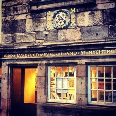 Scottish Storytelling Centre, a tour attraction in Edinburgh, United Kingdom