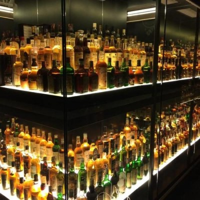 The Scotch Whisky Experience, a tour attraction in Edinburgh, United Kingdom