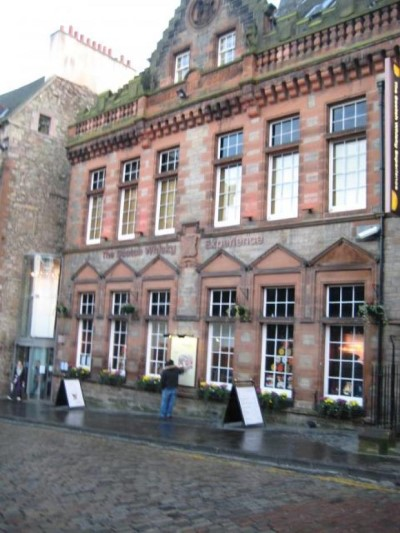 Tartan Weaving Mill & Exhibition, a tour attraction in Edinburgh, United Kingdom