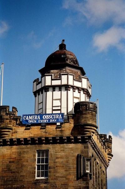 Camera Obscura and World of Illusions, a tour attraction in Edinburgh, United Kingdom