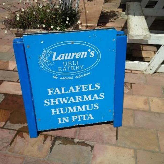 Lauren's Deli Eatery, a tour attraction in The Garden Route South Africa