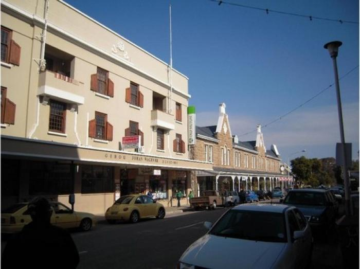 The Town of Oudtshoorn, a tour attraction in The Garden Route South Africa
