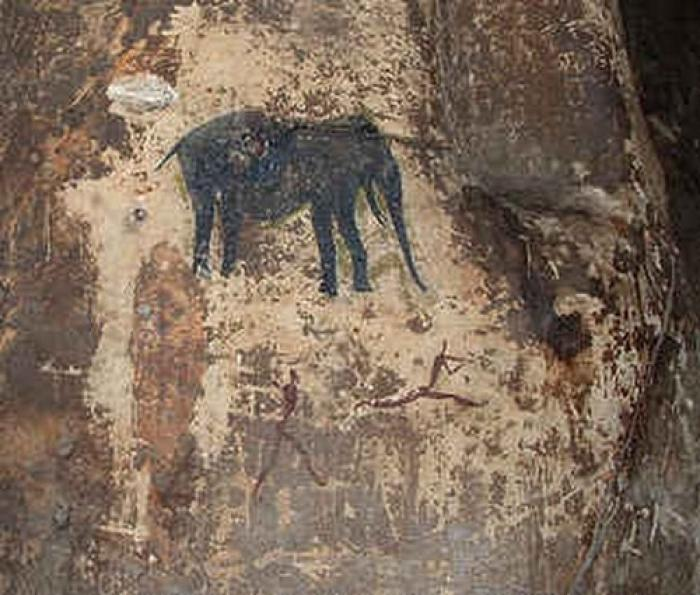 Swartberg Cave Art, a tour attraction in The Garden Route South Africa