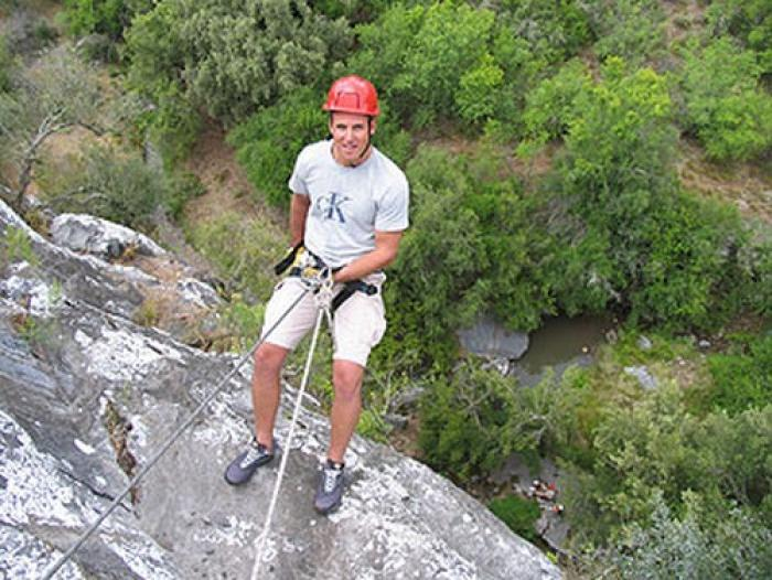 Experience Abseiling, a tour attraction in The Garden Route South Africa
