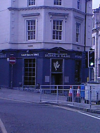 The Burke and Hare, a tour attraction in Edinburgh, United Kingdom