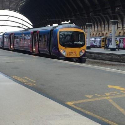 Edinburgh Waverley Railway Station (EDB), a tour attraction in Edinburgh, United Kingdom
