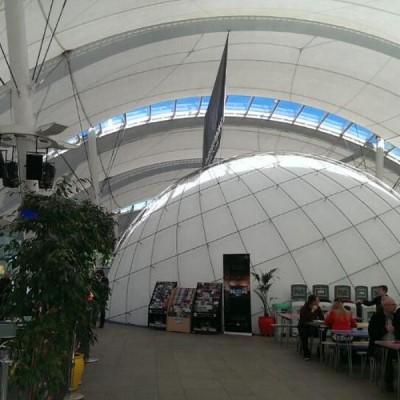 Our Dynamic Earth, a tour attraction in Edinburgh, United Kingdom