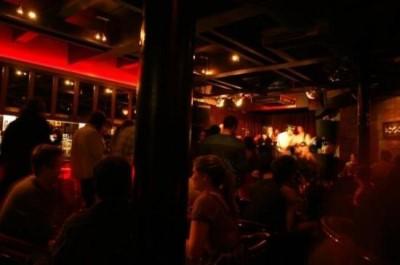 The Jazz Bar, a tour attraction in Edinburgh, United Kingdom