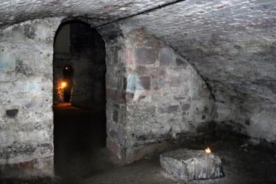 South Bridge Vaults, a tour attraction in Edinburgh, United Kingdom